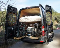 Traipsing About | The Adventure Mobile – Our Sprinter Camper Van ...