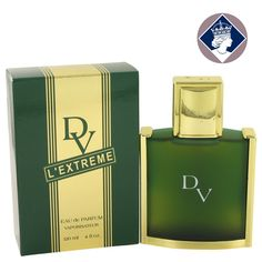 Houbigant Duc De Vervins DV L'extreme 120ml/4.oz Eau De Parfum Men Perfume Spray