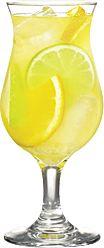 Recette à base de vin blanc du cocktail Sangria Blanche. Informations sur la préparation de la boisson, l'alcool, les ustensiles et les ingrédients nécessaires.