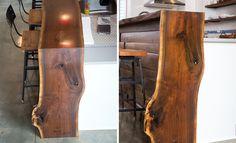 Black Walnut for a bar top or siding