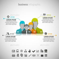 #Business Infographic - #Infographics Download here: https://graphicriver.net/item/business-infographic/11000711?ref=alena994