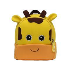 bd7509df41e4 NOHOO Toddler Kids Cute Cartoon Backpack Shoulder Bag https   market.onloon.