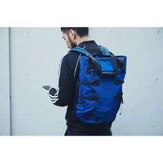 "F/CE.®︎ Official (@fce_tools) on Instagram: ""【F/CE.®】630 2WAY BAG . ¥20,000+tax . 今シーズンから登場の630 2WAY BAG。 トートとリュックの2WAYで仕様。 非常に軽量で防水性もあるバッグ。…"""