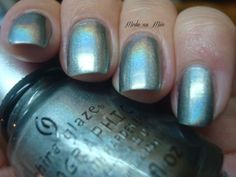 Cosmic Dust - China Glaze