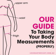 how to measure your body for weight loss - Google Search