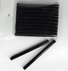 Black Glue Sticks for Small Gun Glue Sticks, Hairspray, Beauty Shop, Hair Tools, Cut And Color, Eyelashes, Gun, Hair Beauty, Black