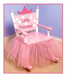 Baby Gifts | Enlarge Princess Rocking Chair