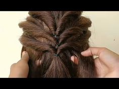 easy and simple hairstyle for girls ||Beautiful Hairstyles Tutorials SUBSCRIBE to my channel for a new video every Week. Full Credit: All credit goes to its ...