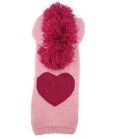 Well I think it's clear that Minky needs this Mohawk Heart Hoodie Sweater.