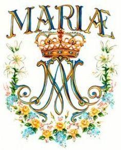 El Cielo aplaude, la tierra se regocija, y los Ángeles saltan de gozo cuando se pronuncia el Dulce Nombre de María.