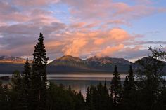 The Lake Clark National Park and Preserve