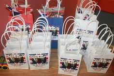 ONE DIRECTION PARTY IDEAS | One Direction Birthday Party Ideas | Photo 12 of 12 | Catch My Party
