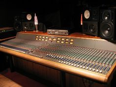 Trident Series 65 Console - 56 Channel 16 Buss Analogue Console.