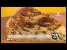 samira tv : سافر مع رشيد : تارت بالتفاح - اليونان | تارت بالكوسة - اليونان - قناة سميرة