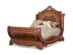 Aico Amini Innovations Bedroom Queen Sleigh Bed