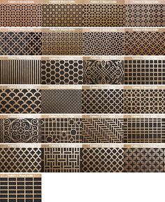 These decorative round grills can be used on the wall or ceiling but are not recommended for floor use. The wood return air grilles come unfinished, making them ready to stain or paint to match your decor.