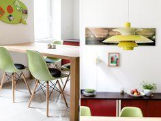 Eames, Designer, Chair, Furniture, Home Decor, Ad Home, Homes, Blue, Decoration Home