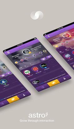 e55e66d2165b3127aa632f6e591cafb2 Mobile App UI Inspirations 4