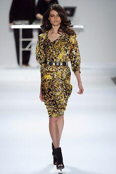New York Fashion Week Fall 2012 - Carlos Miele #nyfw