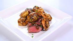 Clinton Kelly's Steak and Shrimp Duo Recipe | The Chew - ABC.com