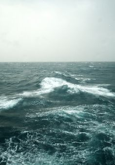 Alaska Day water - Waves on the Ocean by davco9200, via Flickr