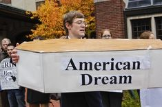 The American Dream is alive in Denmark and Finland and Sweden. And in San Jose and Salt Lake City and Pittsburgh. But it's dead in Atlanta a...