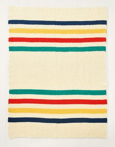 I LOVE this Hudson blanket inspired knit! Must have taken a long time to knit but so worth it! Knitting For Charity, Knitting Blogs, Loom Knitting, Knitting Projects, Baby Knitting, Knitting Patterns, Crochet Patterns, Crochet Quilt, Knit Crochet