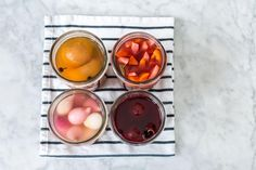 How to can your own vegetables, step by step. #gardenista #canning #recipe #diy