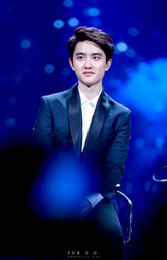 D.O - 141030 KBS Music Bank World Tour in Mexico - 3/14 Credit: For D.O. (2014 뮤직뱅크 월드투어 콘서트 in 멕시코)
