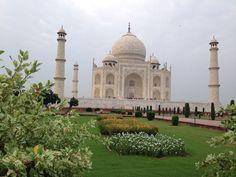 Sin comentarios: el Taj!