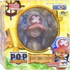 メガハウス POP セイリングアゲイン/ワンピース チョッパー(キュピーン)ver PVC