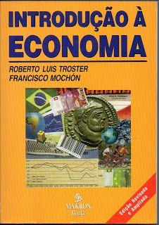 Sebo Felicia Morais: #Introdução À Economia