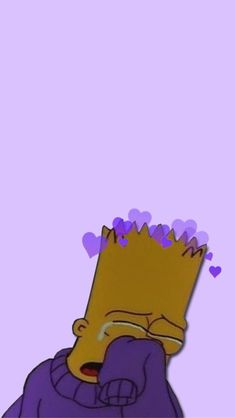 Image in Wallapers✨ collection by Savedd on We Heart It Simpson Wallpaper Iphone, Cartoon Wallpaper Iphone, Iphone Background Wallpaper, Cute Cartoon Wallpapers, Cute Girl Wallpaper, Sad Wallpaper, Cute Disney Wallpaper, Iphone Wallpaper Tumblr Aesthetic, Aesthetic Pastel Wallpaper