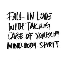 Fall in love with taking care of yourself. Self care tips and tricks. Self love quotes. Self love affirmations. Inner peace for the soul. Feed your soul. Great Quotes, Quotes To Live By, Me Quotes, Motivational Quotes, Inspirational Quotes, Quotes On Being Single, Spirit Quotes, Quotes Women, Daily Inspiration Quotes