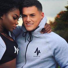 #SENSATIONAL Interracial Couples, Biracial Couples, Interracial Dating Sites, Mixed Couples, Couples In Love, Happy Couples, Mixed Girls, Interacial Love, Black And White Dating