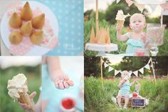 Ice Cream Smash!  JJM Photography