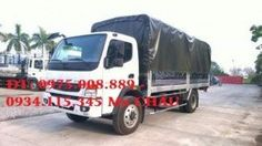 Xe tải Mitsubishi 5.2 tấn (Mitsubishi Fuso Canter 8.2 HD)< Bán trả góp xe tải Mitsu 5T2/ 5.2T/ 5 tấn 2 giá rẻ.