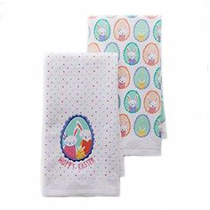 Happy Easter 2-pack Kitchen Towels - Bunnies in the Window Blossoms & Blooms http://www.amazon.com/dp/B00WAFTTV4/ref=cm_sw_r_pi_dp_xGwgwb0ZSBPWP