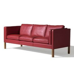 Borge Mogensen Model 2333 1971 Danish Design Furniture Sofa