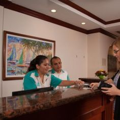 SunBreeze Hotel - a hotel created an oasis of tranquility for a relaxing holiday hotel in Belize.