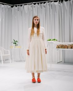 Molly Goddard Spring 2016 Ready-to-Wear Collection Photos - Vogue