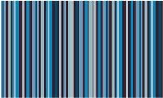 Chocolate Transfer Sheet: Stripes in White, Green and Shades of Blue. Pack of 2 Sheets, Each Sheet 16' X 10' *** Be sure to check out this awesome product.