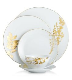 Vegetal Gold | Bernardaud | Michael C. Fina