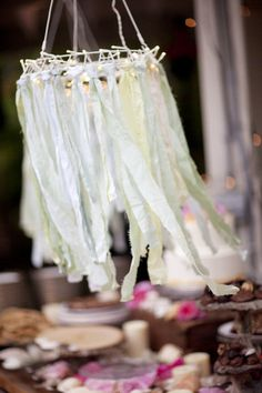Pretty Ribbon Decor