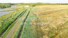 Zonsondergang, Breda - 4 juli 2015 - Drone Breda, The Netherlands - DJI...