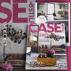 Case & Stili - Ottobre/Novembre 2016 #press #pressrelease