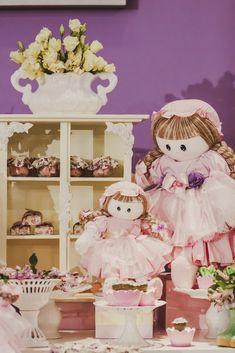 Festa Provençal - Site Oficial: O jardim de bonecas da linda Helena!!!