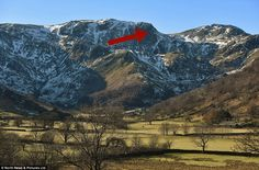 It's beautifully concealed with the rocks of Dove Crag, located near Glenridding, and is o...
