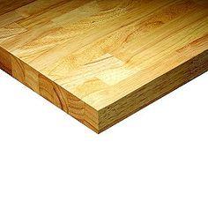 Craftsman -6' Butcher Block Work Surface  6' x 2'