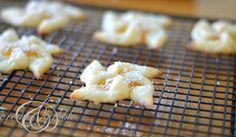 Christmas Cookie Exchange – Apricot Pinwheel Cookies